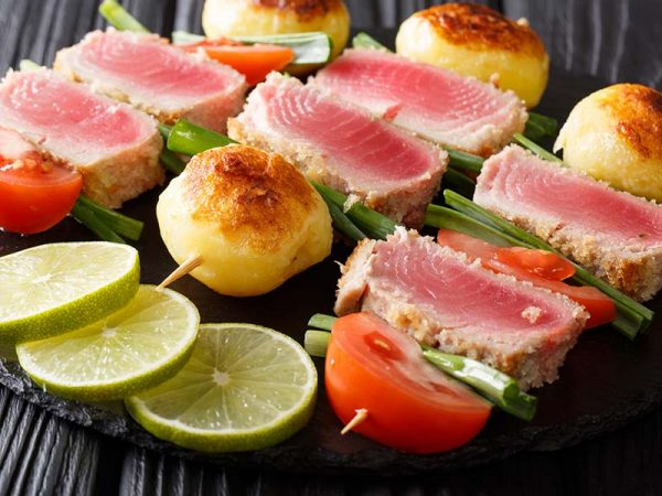 Tuna Kebabs UK Delivery